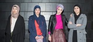 """Muslima über das Kopftuch-Tragen: """"Nur eine Verpackung, mehr nicht"""""""