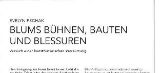 Katalog Gabi Blum