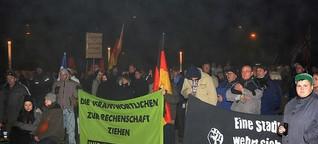 Zulauf für Anti-Asyl-Proteste in Brandenburg: Vorbild Pegida - Nachrichten aus Brandenburg und Berlin