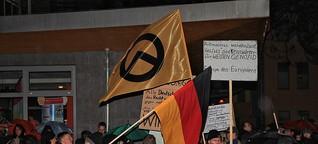 Berliner Polizist wirbt für rechtsextreme Gruppen - Störungsmelder