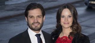 Carl Philip & seine Sofia | Schweden-Royals begrüßen erstes Kind