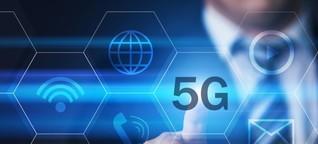 Netzwerk der Zukunft: Was Sie vom 5G-Netz haben