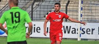 Offensiv- und Defensivverstärkung für Regionalligamannschaft   BABELSBERG 03