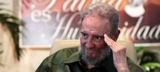Kubas Fidel Castro: Der Revolutionswächter verabschiedet sich - Stuttgarter Nachrichten [1]