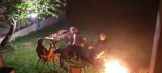 Šalovci Campfire: W.I.Famlin & Friends