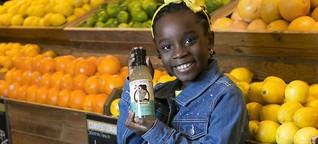 Die elfjährige Limo-Prinzessin