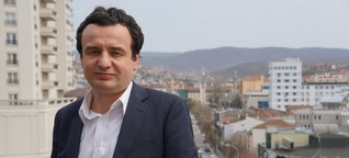 In Kosovo, if debating doesn't work throw tear gas