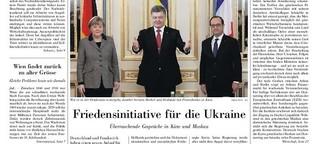 Friedensinitiative für die Ukraine