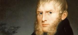 """Caspar David Friedrich """"Die einzig wahre Quelle der Kunst ist unser Herz"""""""