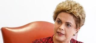 Interview mit Dilma Rousseff