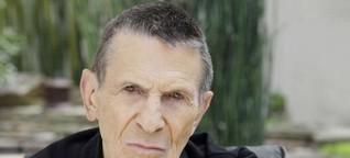 """""""Hollywood hat eine Legende verloren"""": Mein letztes Treffen mit Mr. Spock [1]"""