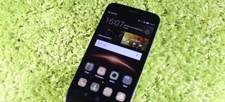 Huawei G8 im Test: Edle Haptik, fairer Preis