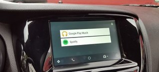 Smartphone im Auto: CarPlay und Android Auto im Opel Karl