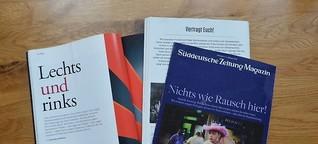 """Schreibwerkstatt """"Auf Leserfang mit Titel und Vorspann"""""""