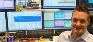 Beruf Energiehändler: Ein Mann unter Strom - SPIEGEL ONLINE