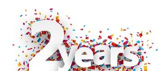 2 Jahre Host Europe Blog - Happy Birthday