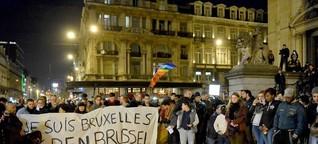 Brüssel trauert - Im Herzen einer verwundeten Stadt