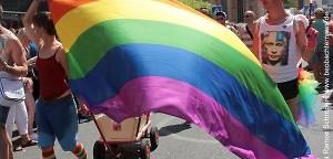 """""""Besorgte Homos"""" in Partylaune"""