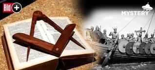 Geheime Rituale: Sind Freimaurer die Erben der Wikinger?