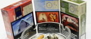 Zigarettenschachteln: Ganz schön krank