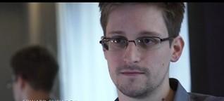 """Verfassungsschutz-Chef: """"Snowden wahrscheinlich russischer Agent"""""""
