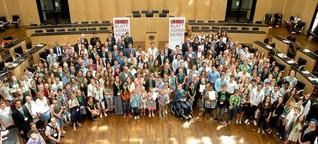 Preisverleihung des Schülerzeitungswettbewerbs der Länder 2016