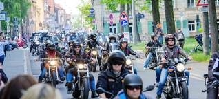 Toy Run: Starke Biker setzen sich für kranke Kinder ein - Erlangen - nordbayern.de