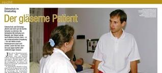 Rettungs-Magazin: Der gläserne Patient