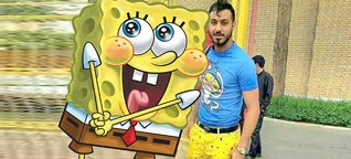 Football Star Banned for SpongeBob Pants
