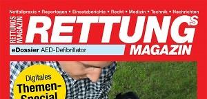 eDossier Rettungsmagazin: AED-Einsatz durch Laien