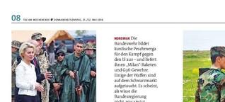 Die Bundeswehr im Nordirak