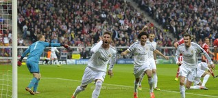 Mein Moment des Jahres (5): Real gewinnt gegen Bayern: Eau de Mou