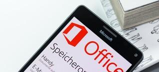 Vier Wochen mit Windows Mobile: Warum ich trotzdem beim iPhone bleibe