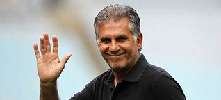 The Carlos Queiroz Story: Sports, Politics and the International Stage [1]