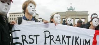 """Fünf Jahre """"Generation Praktikum"""": Happy Birthday, liebes Uni-Prekariat - SPIEGEL ONLINE"""