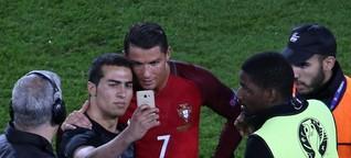Voyage surprise - Cristiano Ronaldo würde unser Mitleid gar nicht wollen