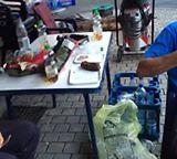 Facebook-Livestream aus Stromberg, dem Unwetter-Katastrophengebiet