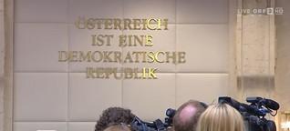 Verfassungsgericht hebt Stichwahl zum Bundespräsidenten auf