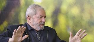 """""""Dann können sie den Palast gleich mitverkaufen"""" - Interview mit Lula da Silva"""