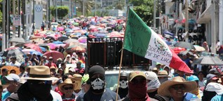 Mexiko: Grenzenlose Staatsgewalt