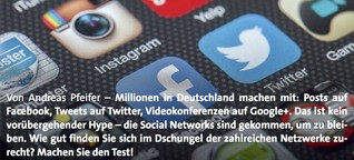 Quiz: Do you speak Social Media - Der Heldenblog