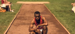 """Das Biopic """"Race"""" und Olympia im Film: Wimpernschläge bis zur Goldmedaille"""