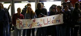 Flüchtlingshilfe - soziale Bewegung oder karitative Hilfe?