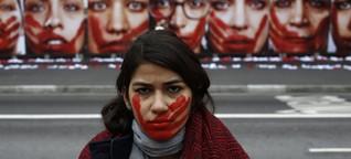 Gewalt gegen Frauen: Franziskus, hilf den Marias!