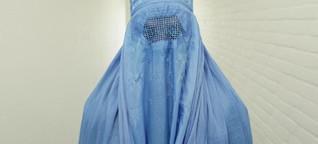 Ich habe versucht, Burka-Trägerinnen in Deutschland zu finden