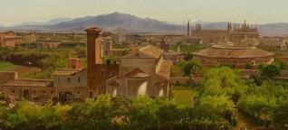 So idyllisch war Rom vor 166 Jahren