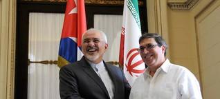 Irans Außenminister auf Lateinamerika-Rundreise