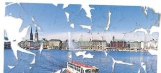 Der Jungfernstieg: Risse im Postkarten-Idyll