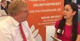 Staatssekretär Kleindiek im Facebook-Livestream des BMFSFJ