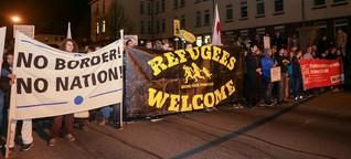 Trier: Klares Zeichen gegen NPD am 9. November - Störungsmelder